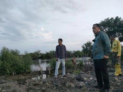 Warga Kampung Nelayan Medan Labuhan Dukung Pembangunan Tanggul untuk Normalisasi Sungai
